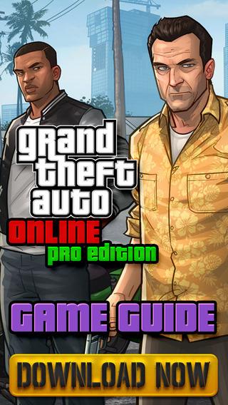 Top Cheats - Grand Theft Auto Online GTA PRO Edition