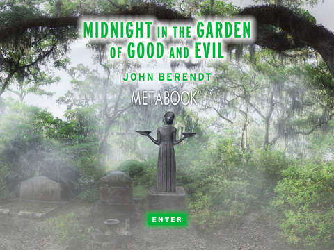 Midnight in the garden of good and evil metabook apppicker for Midnight in garden of good and evil