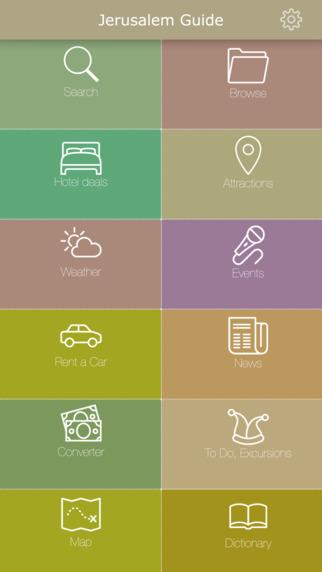 Jerusalem Guide Events Weather Restaurants Hotels