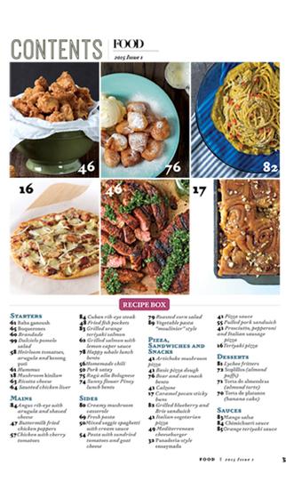 Food Magazine Philippines