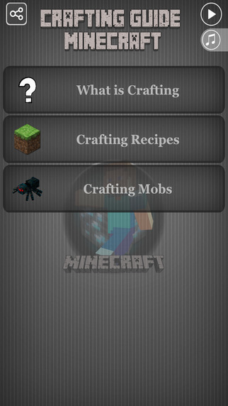 Crafting Guide for Minecraft - Find Full Mobs Guide for MC Crafting Items.