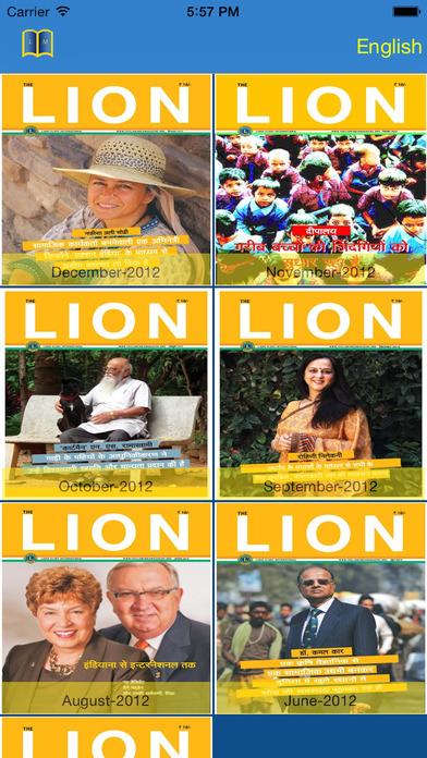 LionIndiaMagazine