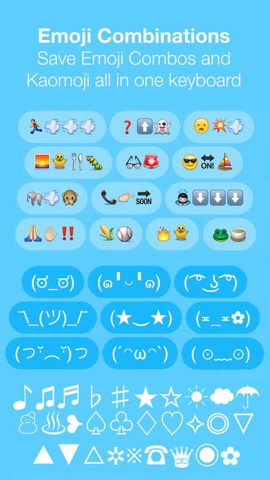 Emojiyo - Emoji Search and Theme Keyboard Screenshot