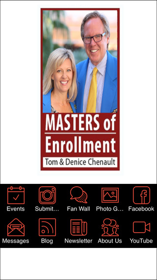 Tom and Denice Chenault