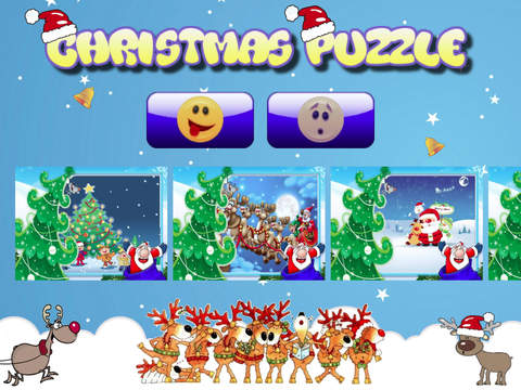XmasTime Puzzle for iPad