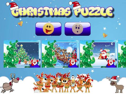 XmasTime Puzzle for iPad