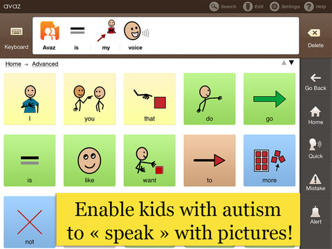 Free Ipad Apps For Kids With Autism