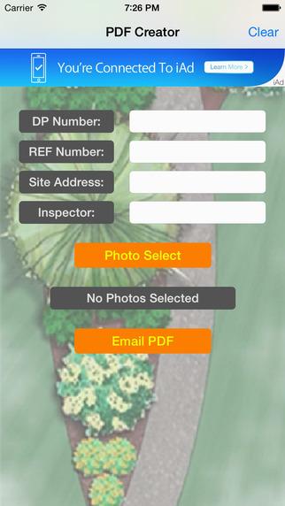 【免費工具App】PDF Photo Report-APP點子