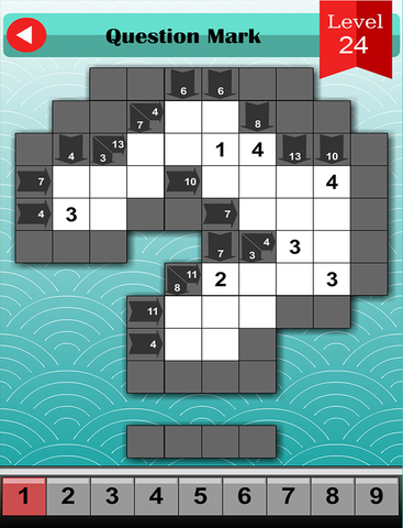 App kan u kakuro cross sum logic puzzle app app - Kakuro cross sums combinations table ...