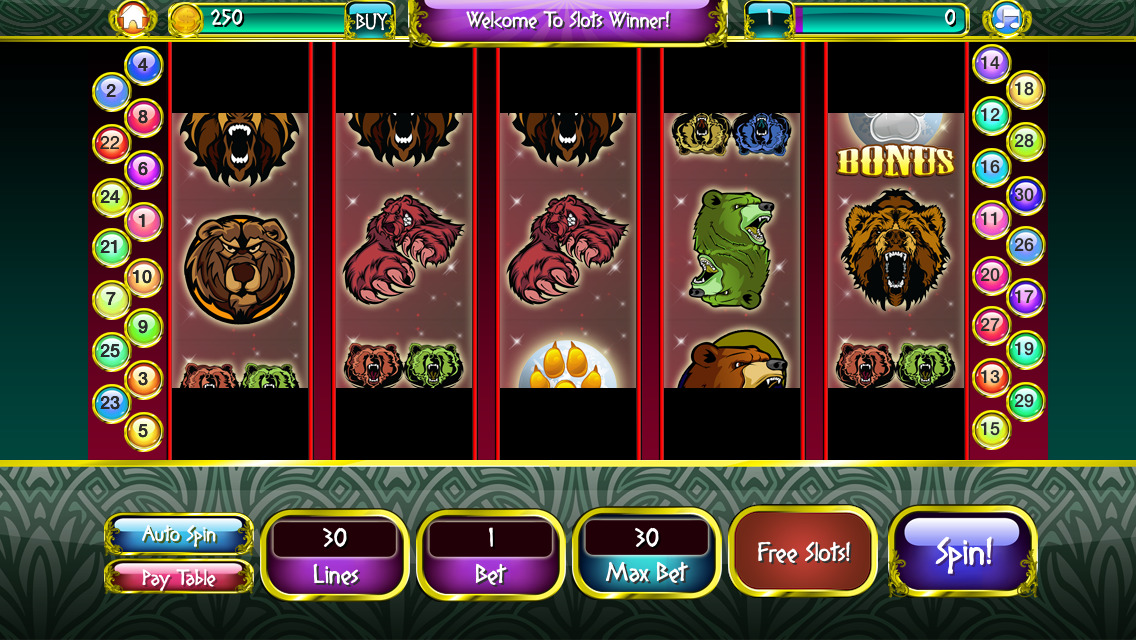 All free slots games with Scatter Symbols - 1