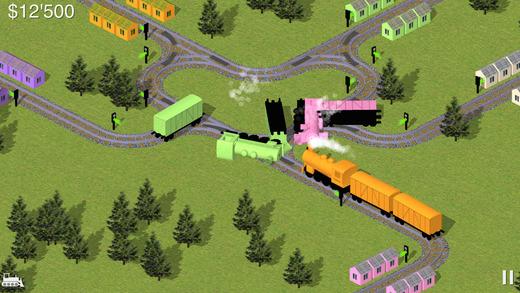 Raildale - Железная Дорога Screenshot