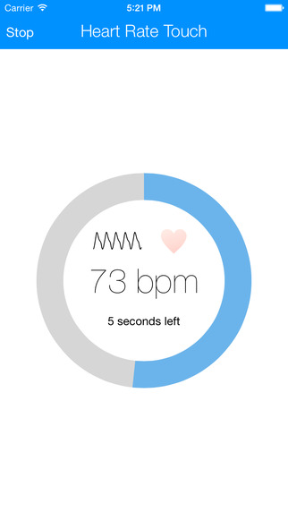 Heart Rate Touch
