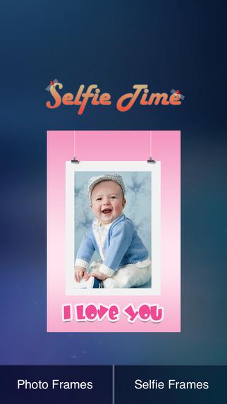 Selfie App - Selfie Photo Frames
