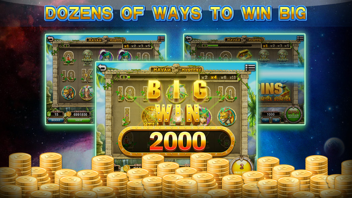 Secrets to slot machines in vegas
