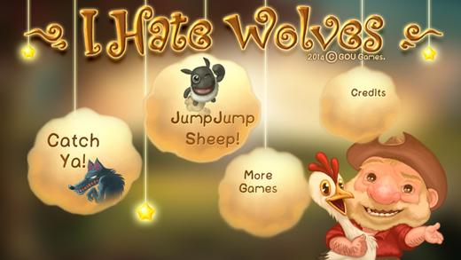 I hate wolves