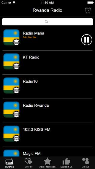 Rwanda Radio
