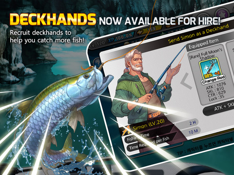 Fishing Superstars : Season 4 Screenshots