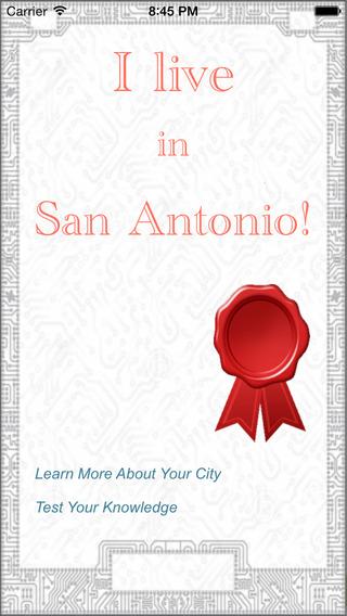 San Antonio Proud Resident