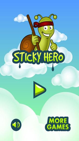 Sticky Hero Puzzle
