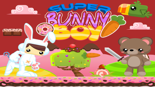 Super Bunny Boy