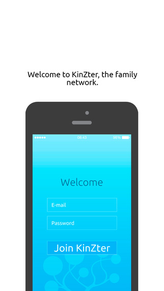 Kinzter Family first