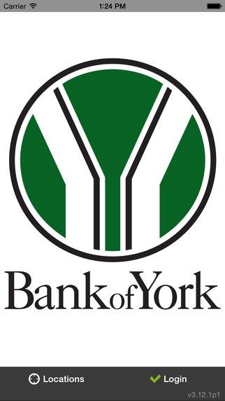 Bank of York Mobile Banking