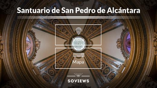 Sanctuary of San Pedro de Alcántara. Arenas de San Pedro. Ávila