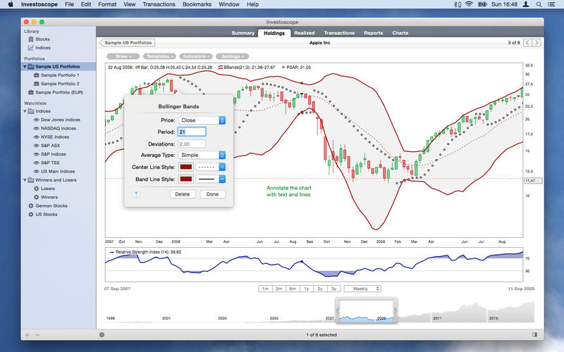 Investoscope Screenshot - 4