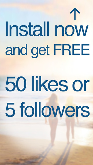 Get Followers & Likes for Instagram - Get more real Instagram followers and likes (ex. IstLike) Screenshots