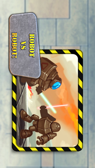 Amazing Super Sci-fi Robo-t Attack HD - Best Future War Game