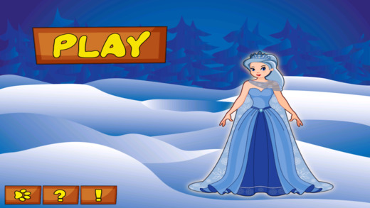 Ice Princess Story - Snow Ball Drop Strategy Game Free