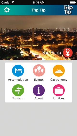 Trip Tip - São Paulo