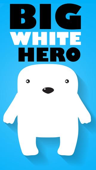Big White Hero: The Epic Jump Game