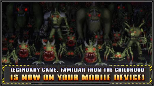 《动作射击 - 孤胆枪手:幸存者Alien Shooter - Survive [iOS]》