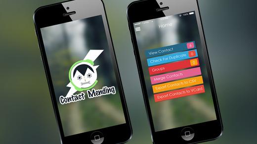 Contact Mending