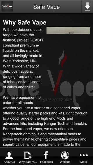 Safe Vape