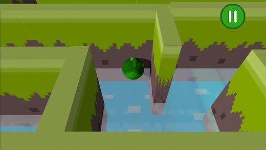 FrogBall - 3D Maze Platformer