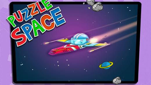 【免費遊戲App】Puzzle Space - A spaceships game-APP點子