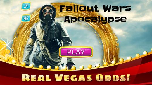 Fallout Wars Apocalypse Roulette - FREE - Radioactive Future Vegas Casino Game