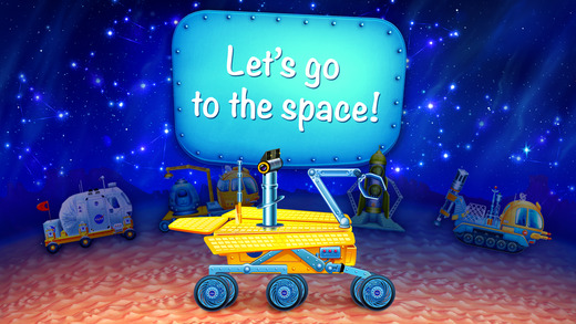 Space Mission LITE free educational and fun app fo