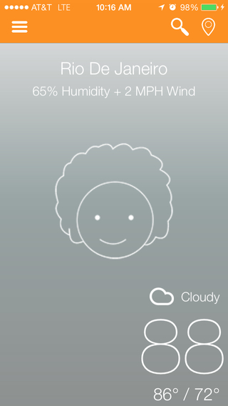 WeatherVain for iPhone