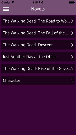 Guid For The Walking Dead Fan App