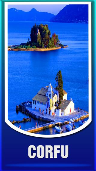 Corfu Island Offline Tourism Guide