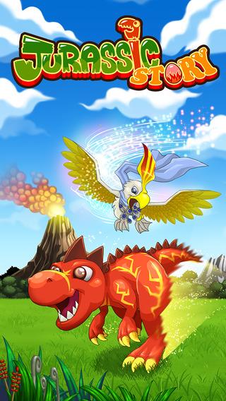 侏罗纪故事——龙和恐龙之游戏
