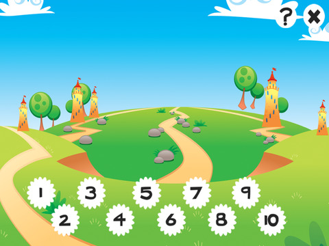 Активность! Игра Научиться Считать Цифры Для Детей С Сказки