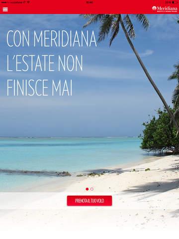 Meridiana for iPad