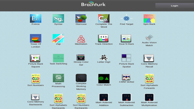 Brainturk Brain Trainer