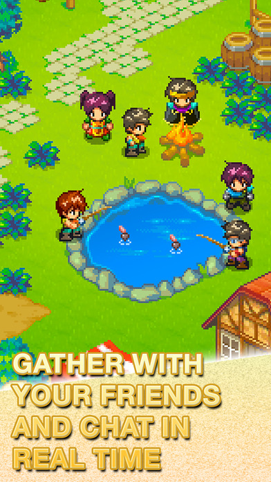 Pocket Summoner: Origin Screenshot