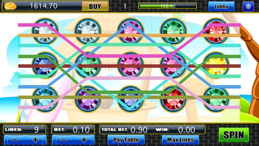 AAA Classic Jewel Casino with Xtreme Diamond Slot Machine - Play Win Lucky Las Vegas
