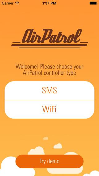 AirPatrol controller